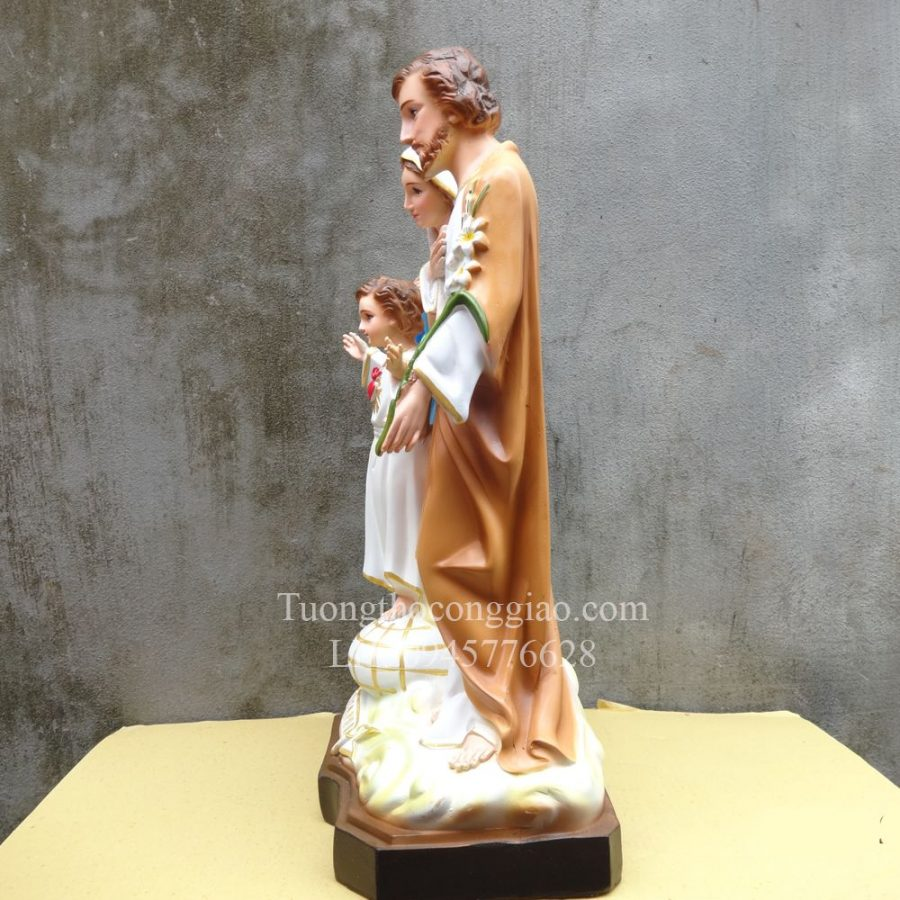 Tượng Gia Đình Thánh Giá (Thánh Gia Thất) 60cm