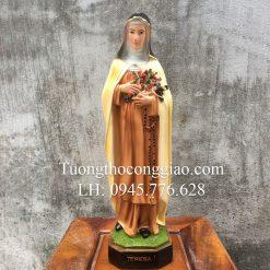 Tượng Bà Thánh Teresa 40cm composite