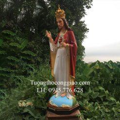 Tượng Chúa Phù Việt 100cm Composite 1
