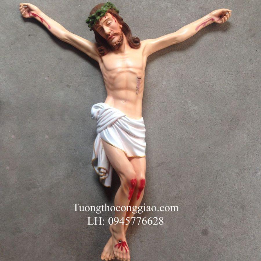 Tượng Chúa chịu nạn (Thánh Giá) 80cm