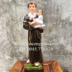 Tượng Thánh An Tôn 40cm composite