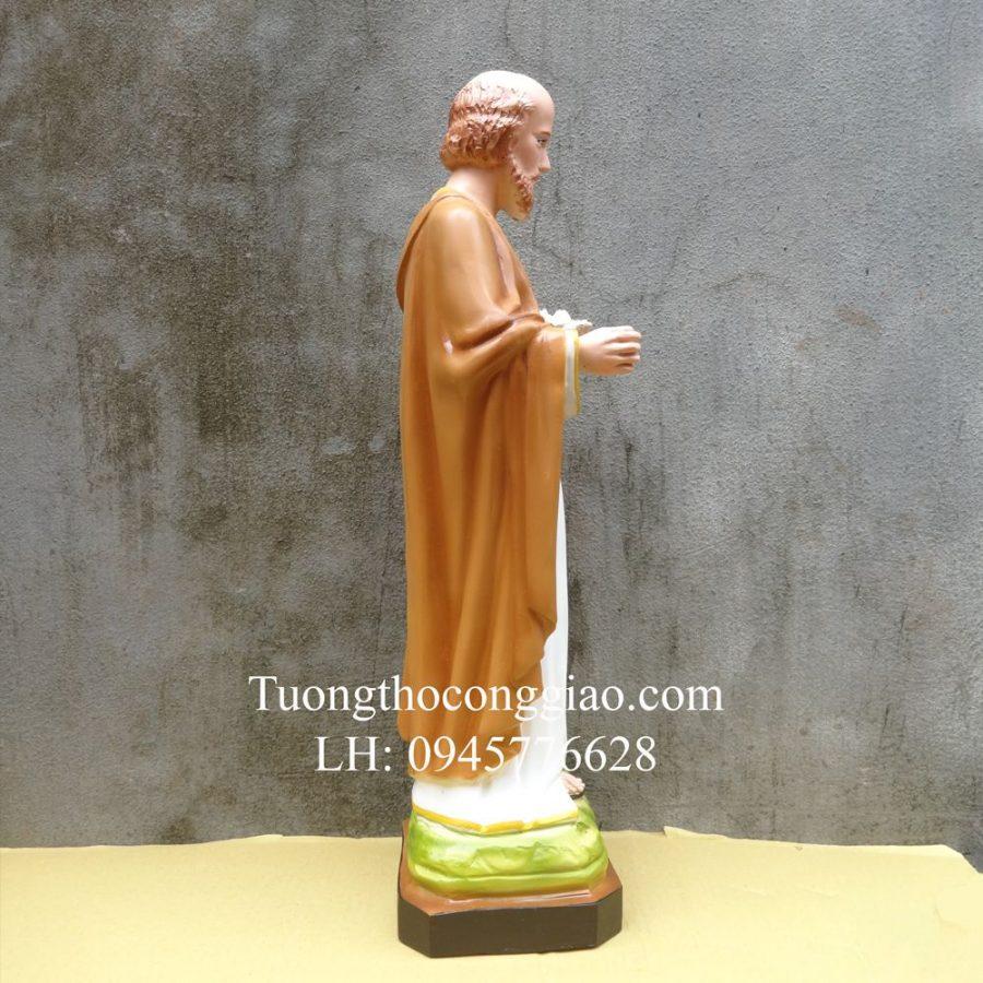 Tượng Thánh Gioan Kim 50cm composite