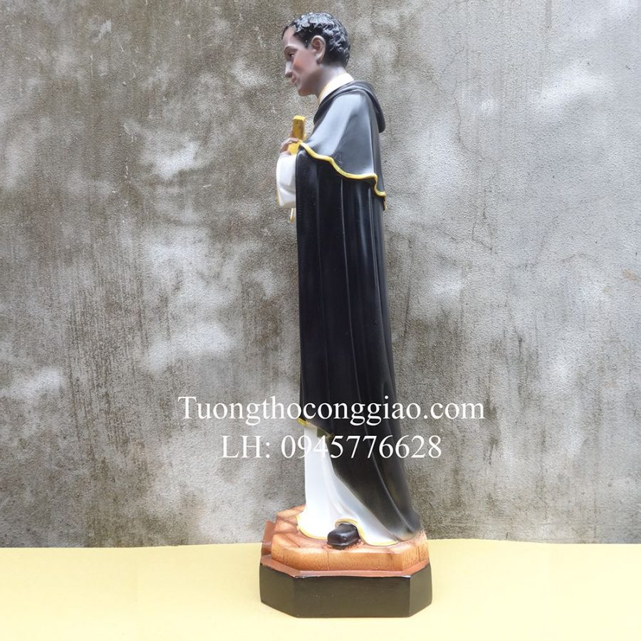 Tượng Thánh Martino 70cm composite