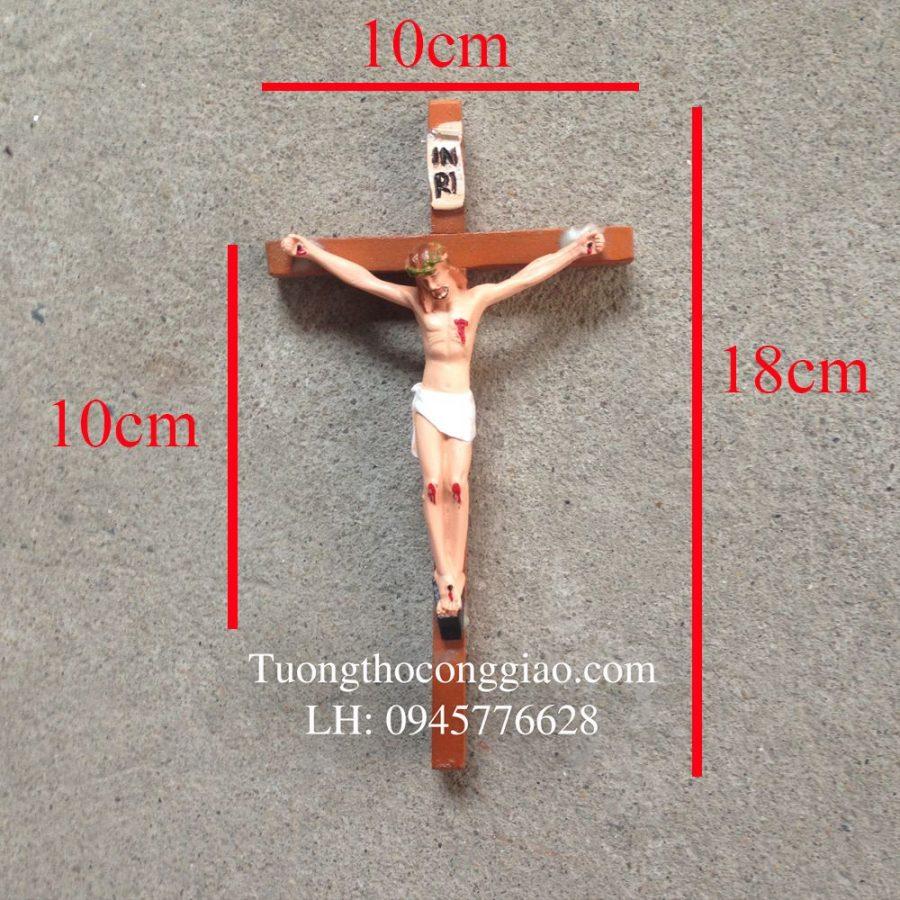 Tượng chịu nạn 10 cm
