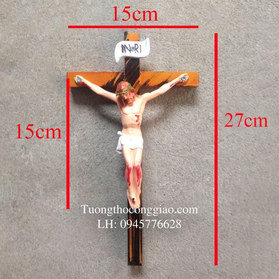 Tượng Chúa Chịu Nạn 15 cm