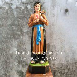 Bà Thánh Anê Lê Thị Thành 90cm