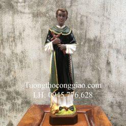 Tượng Thánh Martino 40cm composite