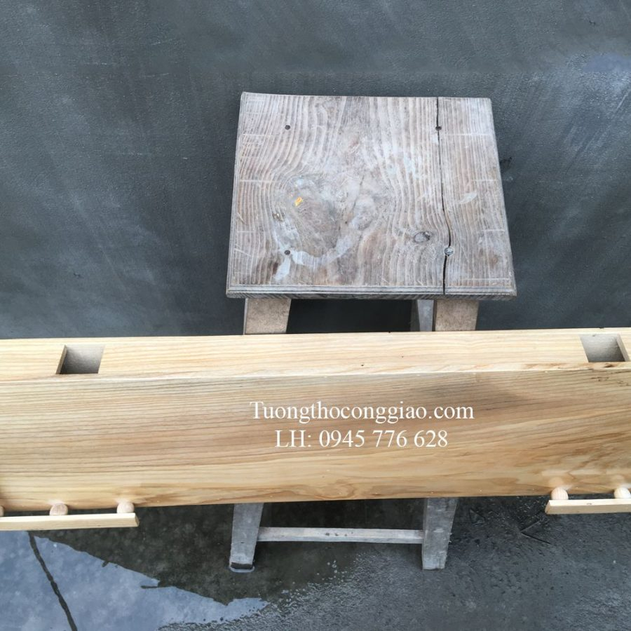 bàn thờ gia tiên của người công giáo 1mx30cm