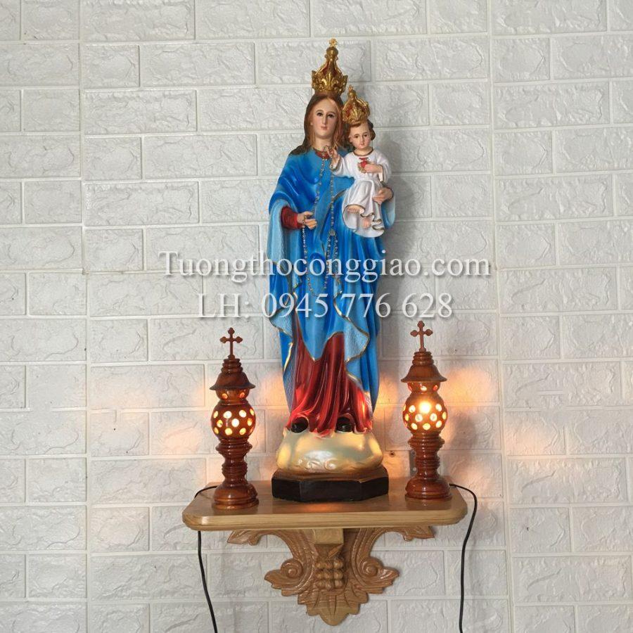 Tượng Đức Mẹ Mân Côi 70